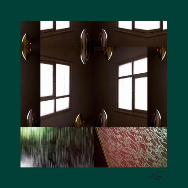 WINDOW GREEN- Μεταξωτό Twill Μαντήλι 70